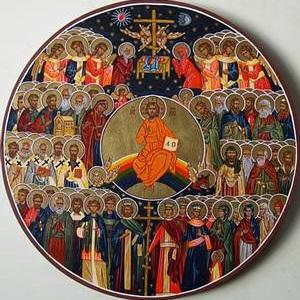 Heilige Menschen
